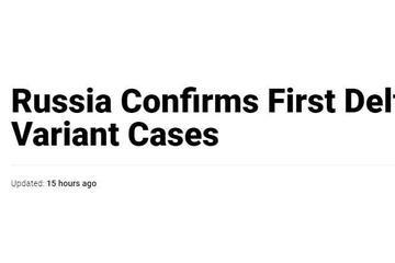 俄罗斯现德尔塔+毒株芬兰球迷赴俄看球后300人感染